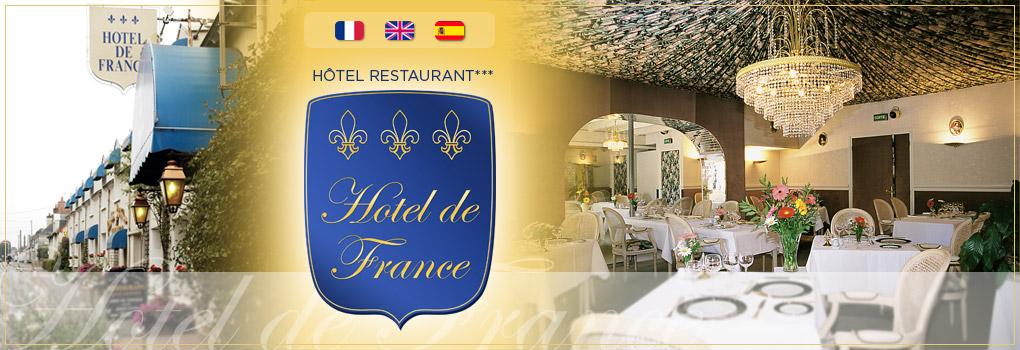 Restaurant Hotel De France Contres